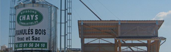 Livraison granulés bois et pellets u2192 CHAYS Granules Doubs, Jura Chays Ericà Valdahon # Livraison Granulés Bois